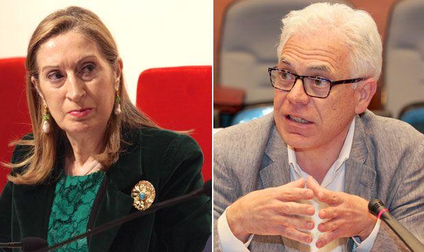 Jesús María Fernández, suplente temporal de la presidenta del Congreso