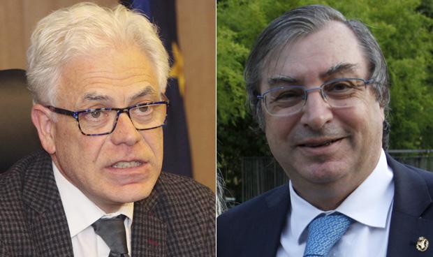 Jesús María Fernández y Fernando Chacón