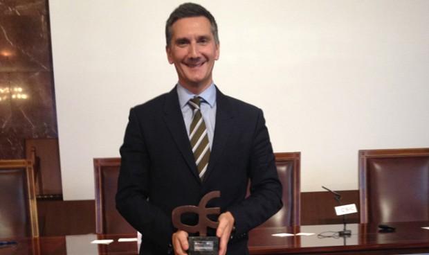 Jesús María Larrañaga, nuevo gerente de la OSI de Álava