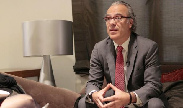 """Jesús Morera: """"Prometer la vuelta de las 35 horas es vender humo"""""""