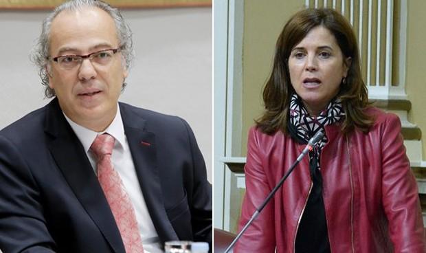 Jesús Morera y Teresa Cruz, los favoritos para Sanidad en Canarias