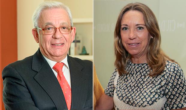 Jesús Sánchez Martos y Virginia Donado-Mazarrón