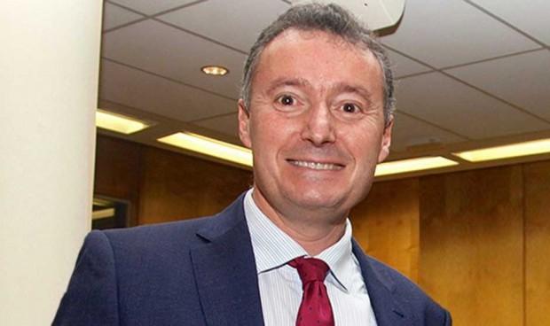 Jesús Vázquez, director general de Asistencia Sanitaria y Aseguramiento