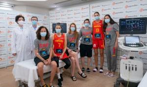 La Jiménez Díaz prepara a la selección femenina de baloncesto para Tokio