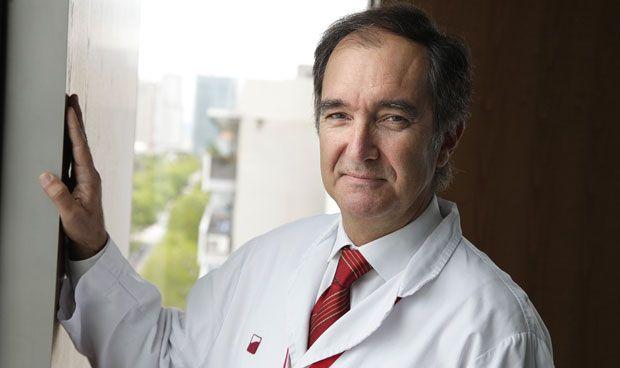 Joan García, vicepresidente de la Sociedad Internacional de Terapia Celular
