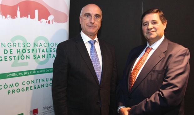 Joaquín Estévez y Jesús Sanz