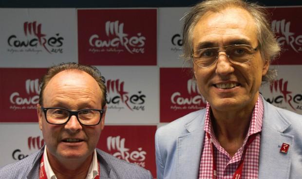 Jordi Cruz y Josep Maria Puig ganan las elecciones de Metges de Catalunya