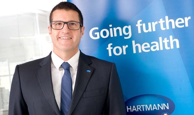 Jordi Guinovart, nuevo director general de Hartmann España