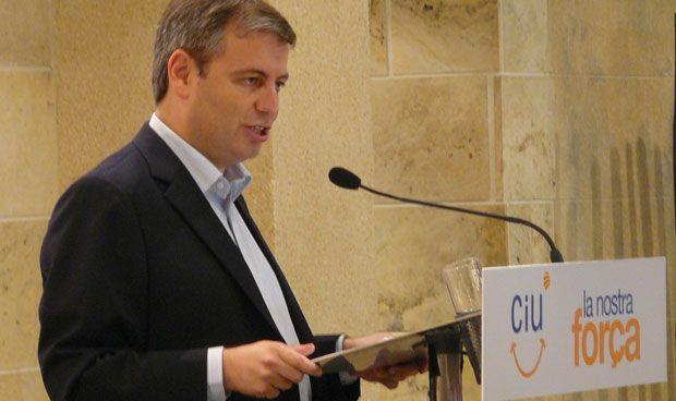 Jordi Xucl�, nuevo presidente de la Comisi�n de Discapacidad del Congreso