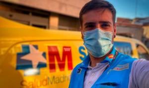 """Jorge, el 'enfermero del Wanda': """"Ahora los vacunados se van tranquilos"""""""