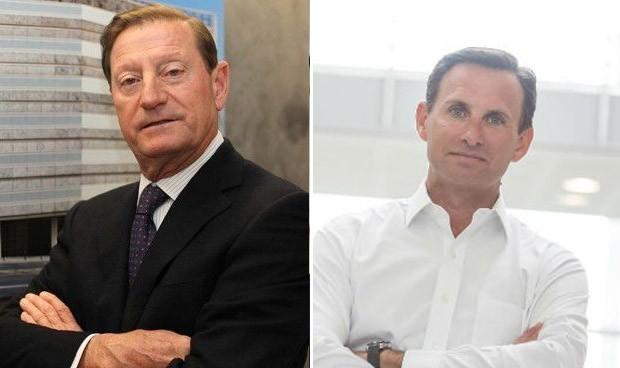Jorge Gallardo y Alberto Martínez