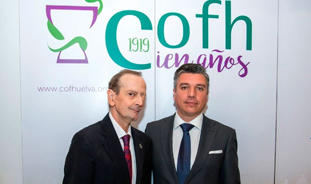 Jorge Juan García Maestre, nuevo presidente de los farmacéuticos de Huelva