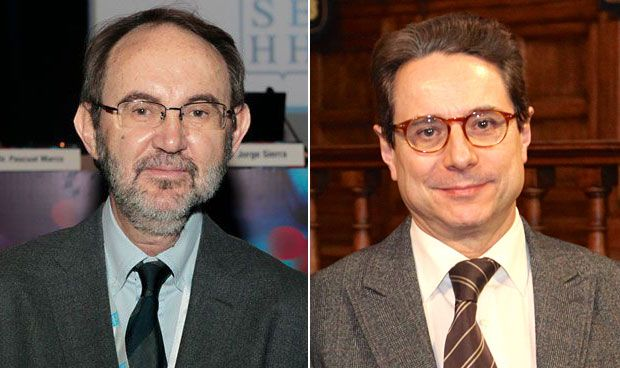 Jorge Sierra y Miguel Martín
