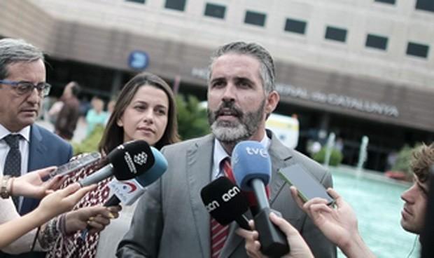 """Jorge Soler: """"En Cataluña no hay un proyecto sanitario, solo supervivencia"""""""
