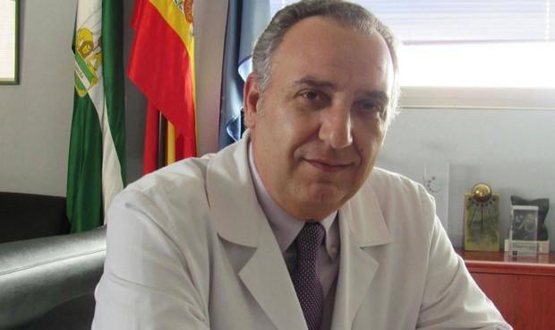 José Antonio Hernández, nuevo director gerente del Hospital de Almería