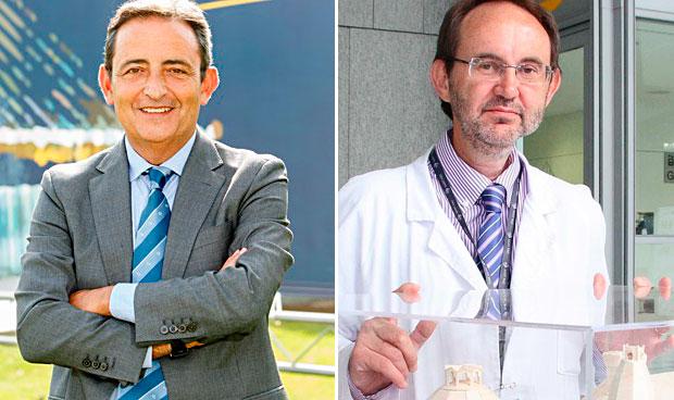 José Antonio López Trigo y Jorge Sierra