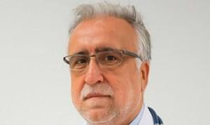 José Antonio Ortega, nuevo gerente del Hospital Clínico de Málaga