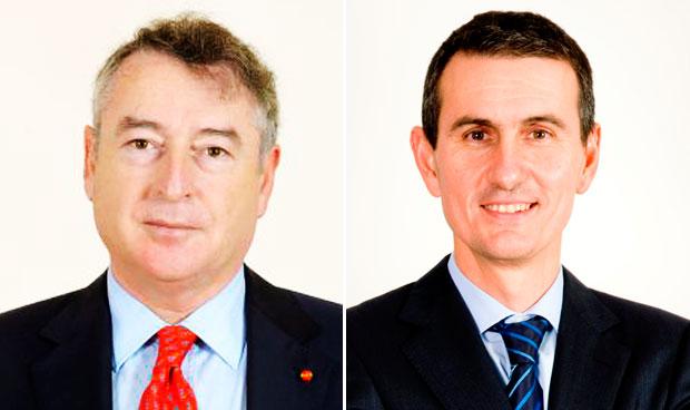 José Antonio Sánchez y Eduardo Baviera