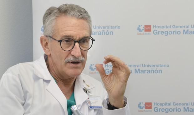 Representante de los sanitarios en el Premio Princesa de Asturias