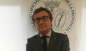 José Luis Almudí, elegido presidente del Colegio de Médicos de Valladolid