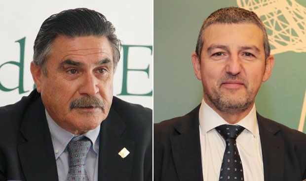 José Luis Llisterri y Andoni Lorenzo