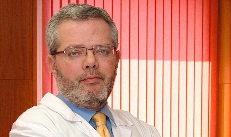 José Luis Morillo López, director médico del Virgen de La Poveda