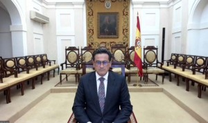 José Luis Poveda, académico correspondiente en la Real Academia de Farmacia