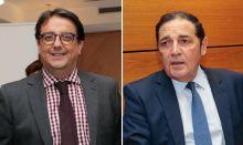 José María Vergeles y Antonio María Sáez Aguado