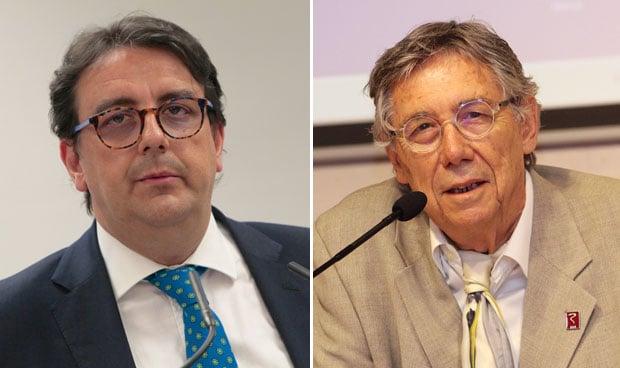 José María Vergeles y Patricio Martínez