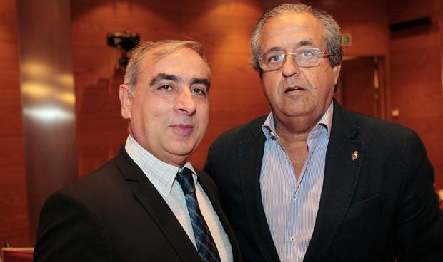 José Martínez Olmos y Antonio Alarcó