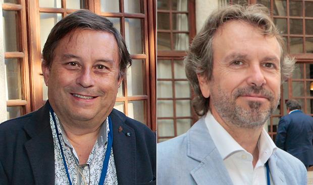 José Miguel Rodríguez González-Moro y Ángel Bajils
