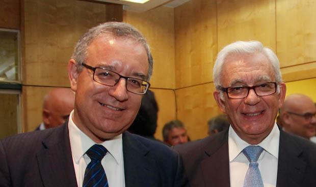 José Soto y Jesús Sánchez Martos