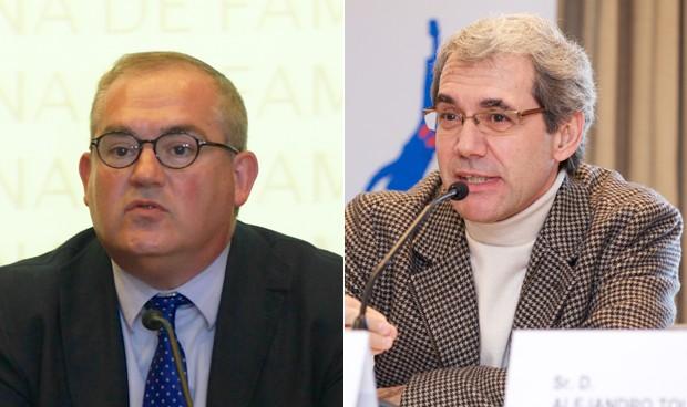 Josep Basora y Salvador Tranche