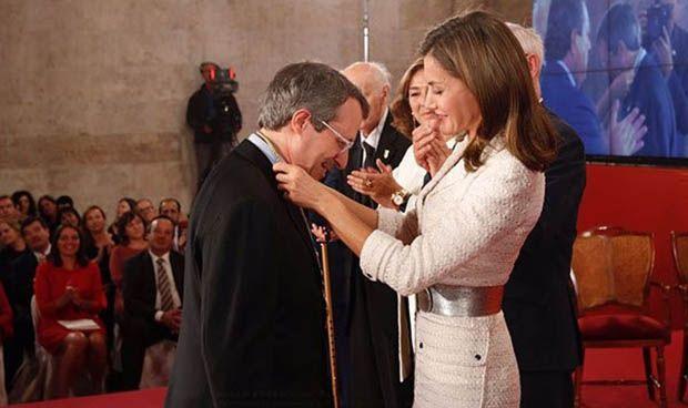 Josep Dalmau recibe el premio Rey Jaime I en Investigaci�n m�dica