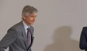 Josep Maria Argimon jura su cargo como nuevo conseller de Salut de Cataluña