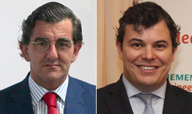 Juan Abarca Cidón y Alberto Martínez