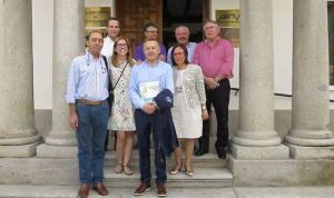Juan Francisco Garrido Gil, nuevo presidente de SEMG Castilla y León