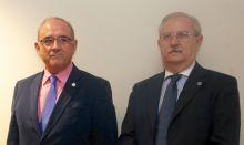 Juan José Rodríguez Sendín y Serafín Romero
