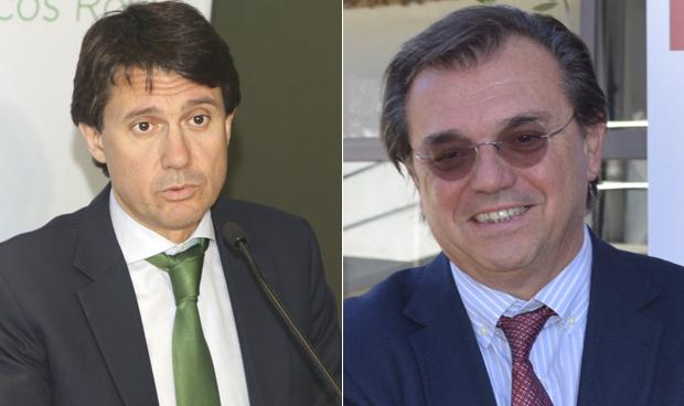 Juan López-Belmonte Encina y Jesús Acebillo