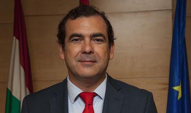 Juan Manuel Pacheco, nuevo gerente del Hospital de Calahorra
