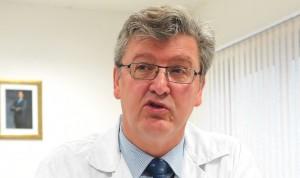 Juan Pablo García-Capelo, gerente del Hospital El Escorial