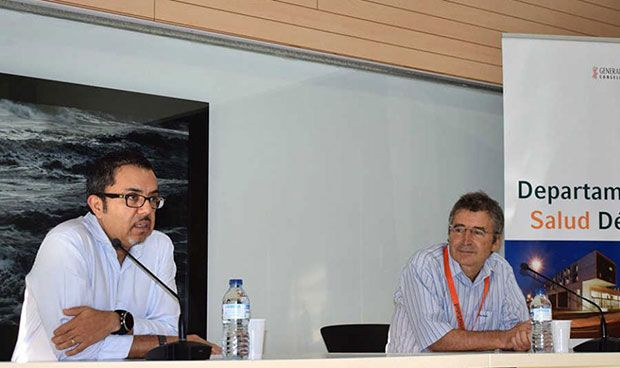 Juan Puig, nuevo comisionado en el Departamento de Salud de Dénia