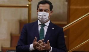 Juanma Moreno, presidente de Andalucía, positivo por coronavirus