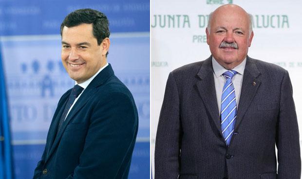 Andalucía aprueba sus Presupuestos con 450 millones más en sanidad