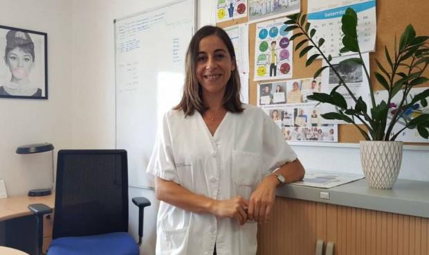 Judith Frías, directora médica de Atención Primaria en el área de Pitiusas