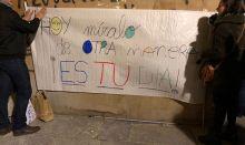 """Juerga carnavalesca para recibir a los """"valientes"""" tras el examen MIR"""