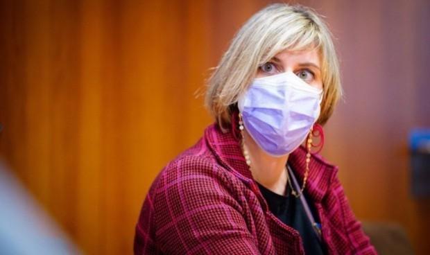 Querella contra Alba Vergés por la vacunación Covid de la Guardia Civil