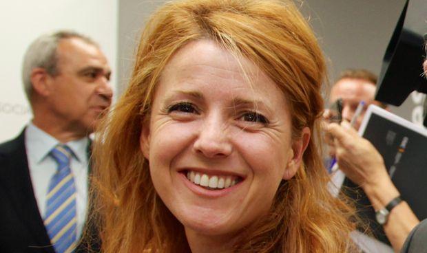 Julieta de Micheo pone a la ministra al nivel de Carmen Lomana