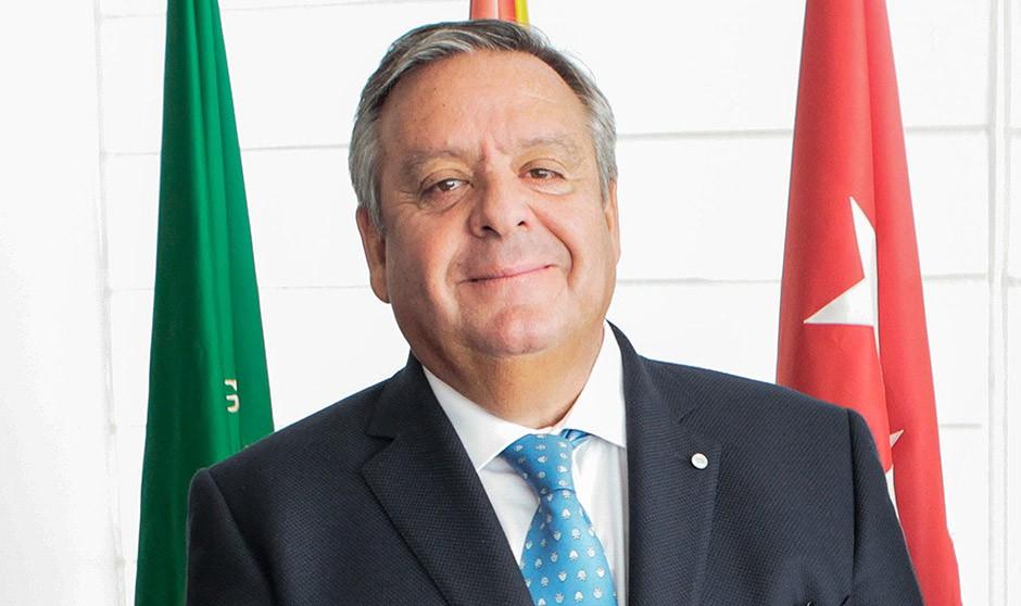Julio Ancochea, coordinador de Asuntos de Ciencias de la Salud de la UAM