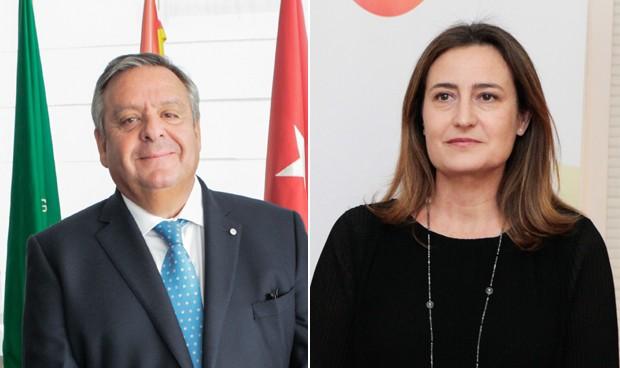 Julio Ancochea y Cristina Henríquez de Luna
